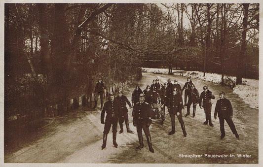 Postkarte 1928.
