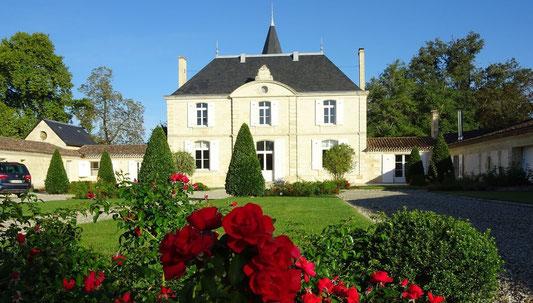 Partner Weinlieferant Château Mille Roses Bordeaux Haut-Médoc Margaux