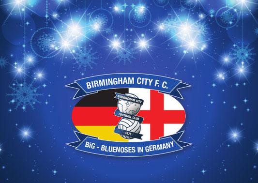 BiG-Logo mit Weihnachtsmotiv