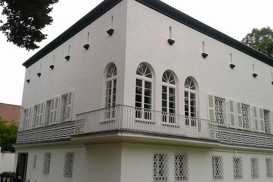 Wohnhaus in der Binger Straße
