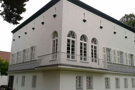 Wohnhaus in der Binger Straße - Berlin Wilmersdorf