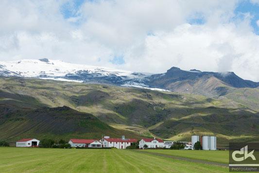 Die Farm von Olafur Eggertssons Familie