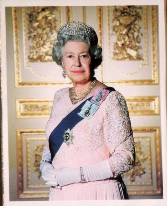 God save the Queen - rettet das Vaterland !