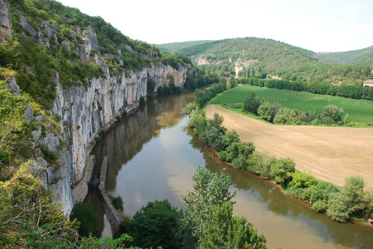 Vallée de la Dordogne lotoise