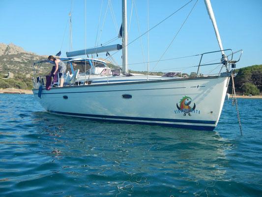 mitsegeln im Mittelmeer mit Skipper