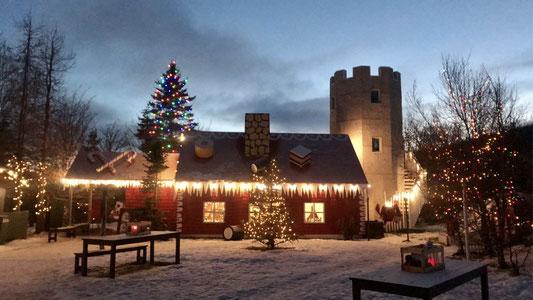 Christmas House in Akureyri