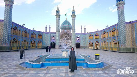 Städtereise Iran, The Michaels,