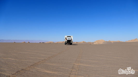 The Michaels, Kaluts Wüste, Iran Wüste, Iran Rundreise