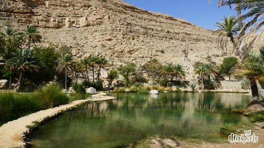 The MIchaels, Oman Individuell, Rundreise Oman zu Wadis und Wüste