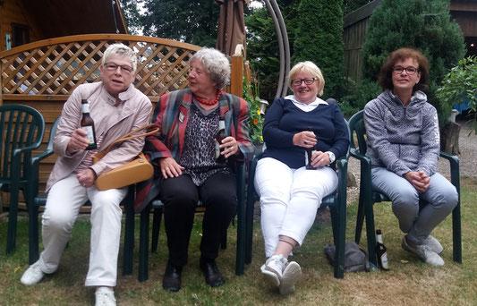 Hier erleben die Sängerinnen und Sänger eine tolle Gemeinschaft - Foto: HPD