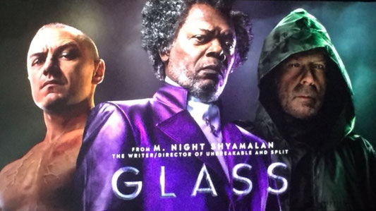 Wow, Professor X, Director Fury und Robin Hood in einem Film!