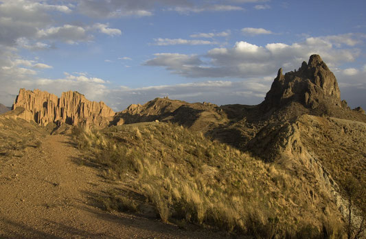 Ausflüge in La Paz und Umgebung mit BOLIVIENline, Sorata, Choro-Trek