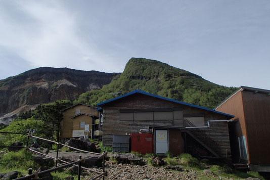 硫黄岳登山 ツアー
