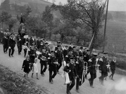 Fahnenweihe SV Belmicke 1927