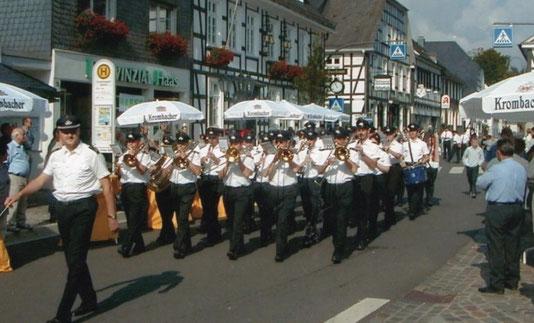Blasmusikfestival 2000