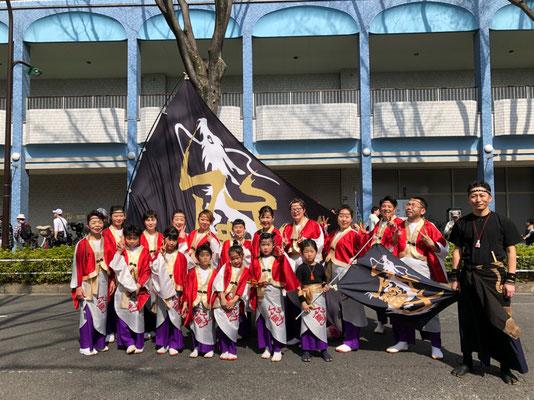常盤平桜祭りへ初参加してきました!!