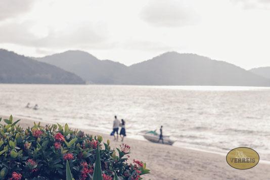 Der Strand in Batu Ferringhi・Penang