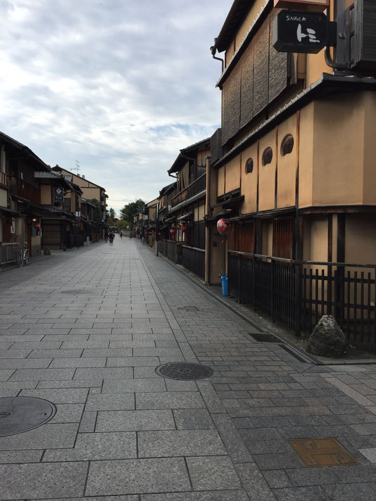 Kyoto - 7 Day Itinerary For Active Families with Small Kids - Walking the Gion District