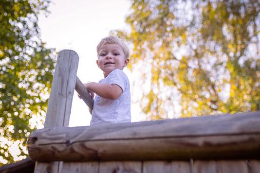 Kinderfreundliche Aktivitäten auf den Bauernhöfen in Franken