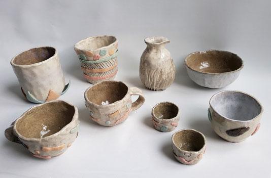 Sábado cerámica japonesa en Málaga
