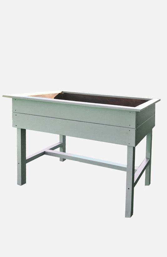 jardinière sur pied bois made in france