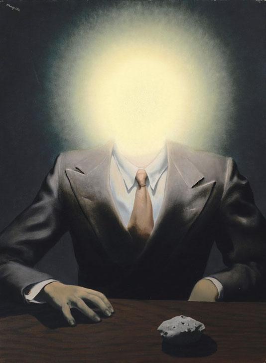 Самые дорогие картины Рене Магритта - принцип удовольствия (1937)