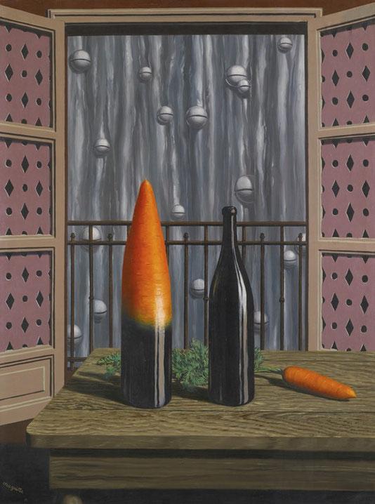 Самые дорогие картины Рене Магритта - Объяснение