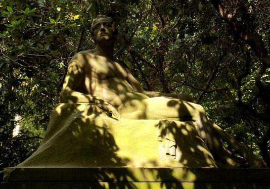Taucherfriedhof Bautzen A. Schreitmüller Bild: Susann Wuschko