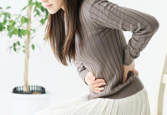腰痛があると日常生活もままならないですね。