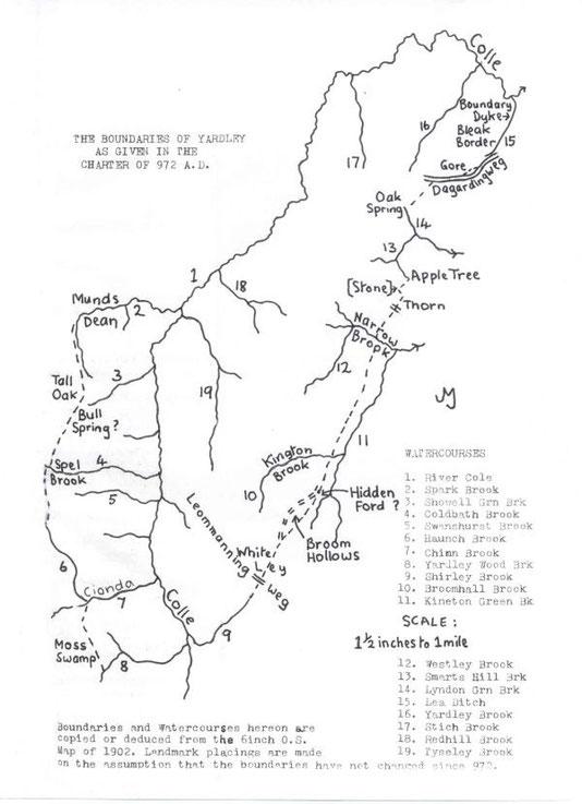 Boundaries in 972
