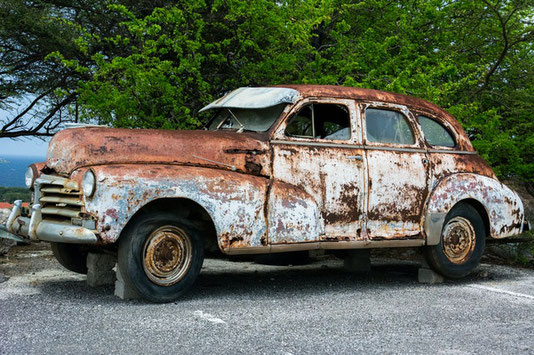 Les coûts irrécupérables sur une voiture.