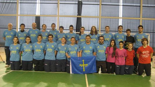 Campeones Liga Norte 2012 - 2013