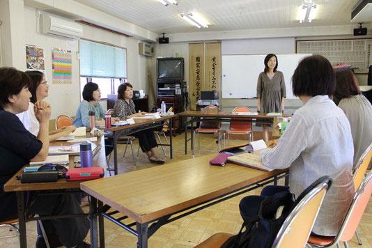 初級Ⅱ授業2013年9月