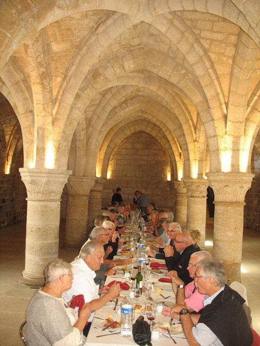 A la salle gothique