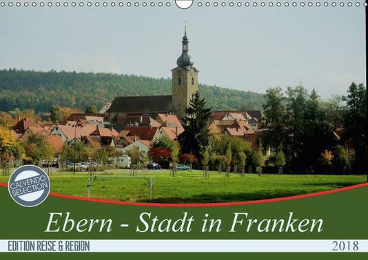 Kalender Ebern Stadt in Franken