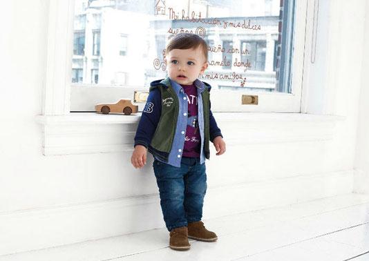 outlet moda infantil bebe