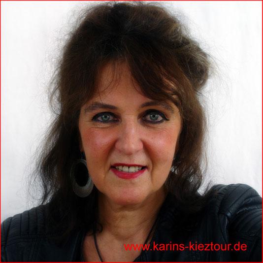 Karin Löding im Portrait
