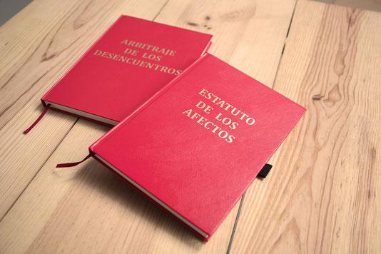 Estatuto de los afectos & Arbitraje de los desapegos