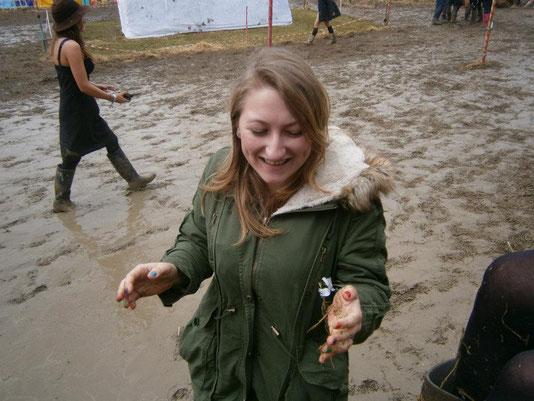 Secret Garden Party mud