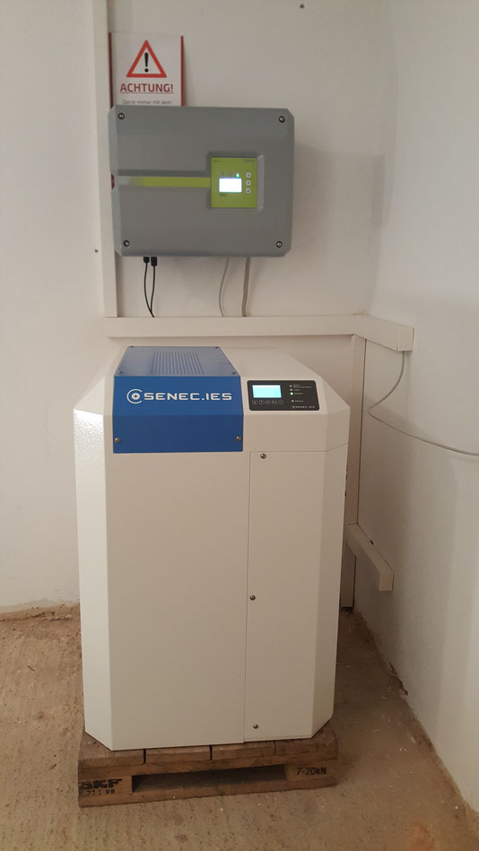 SENEC HOME 5kWh Lithium. Bernhardswald