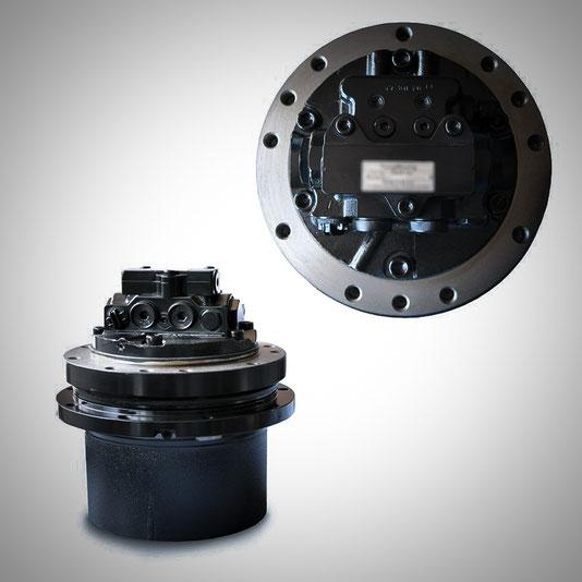 Endantriebe, Fahrmotoren TMGB 128