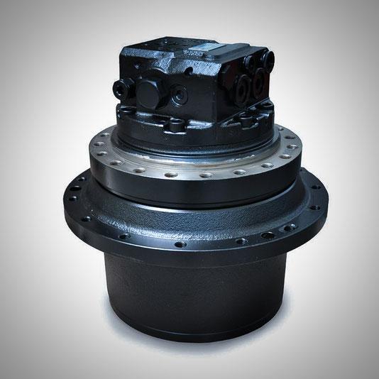 Endantrieb, Fahrmotor TMGB110