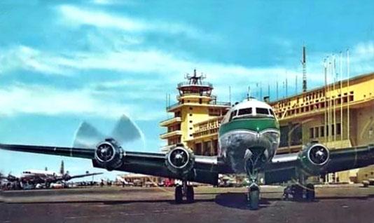 1950s Beirut Airport