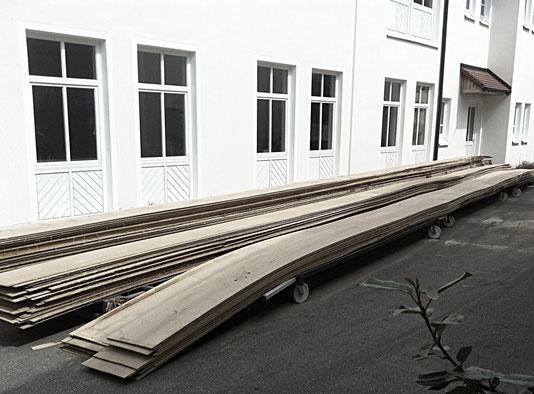 Fendt Holzgestaltung Dielenproduktion