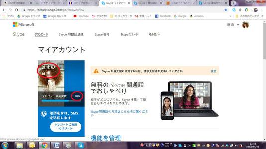 マンガスクール・はまのマンガ倶楽部/Skype38