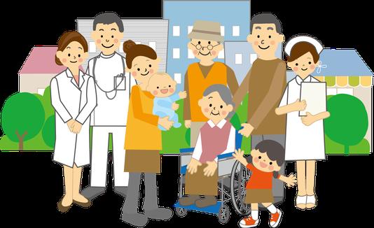 介護うけられる方、ヘルパー・ご家族を含めた介護する方、そして介護福祉にたずさわるすべてのみなさまの「笑顔」「健康」が蓬蓮花の願いです。