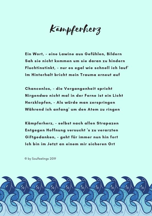 Soulfeelings - Poesie-Engel Schreibtherapie Poesietherapie #lieberfrei