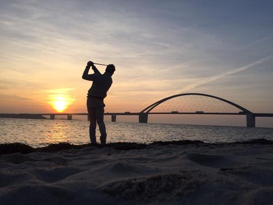 Golfschule Fehmarn David Stenson