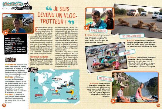 GEO Ado n°134 Avril 2014 p58 à p61