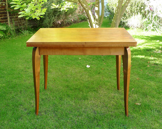 JOLI, table bois, table vintage